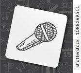 icon idea art | Shutterstock .eps vector #1088269511