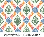 thai pattern modern color | Shutterstock .eps vector #1088270855