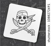 icon art idea | Shutterstock .eps vector #1088272691