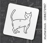 icon idea art   Shutterstock .eps vector #1088273987