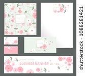 set design templates....   Shutterstock .eps vector #1088281421