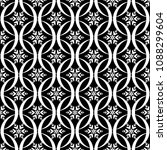abstract seamless pattern of... | Shutterstock .eps vector #1088299604