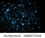 technological background ... | Shutterstock . vector #1088371964