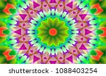 creative abstract background... | Shutterstock . vector #1088403254