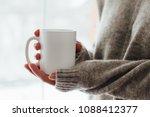 close up of women's hands... | Shutterstock . vector #1088412377
