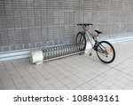 Metal Spiral Holder For Bikes...