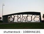 littlehampton england  nov 2  ...   Shutterstock . vector #1088446181