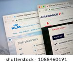 schiphol  netherlands   may 11  ... | Shutterstock . vector #1088460191