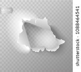 realistic holes in paper...   Shutterstock .eps vector #1088464541