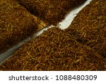 tobacco texture. high quality... | Shutterstock . vector #1088480309