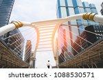 bangkok cityscapes thailand's...   Shutterstock . vector #1088530571
