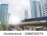 bangkok cityscapes thailand's...   Shutterstock . vector #1088530574