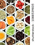 food to boost brain power... | Shutterstock . vector #1088539835