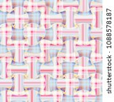 abstract color seamless pattern ...   Shutterstock .eps vector #1088578187