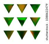 vector gradient reverse... | Shutterstock .eps vector #1088622479