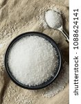Small photo of Organic Coarse Sea Salt in a Bowl