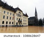 vaduz   principality of... | Shutterstock . vector #1088628647