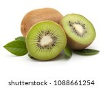 Kiwi Fruit Whole And Sliced ...