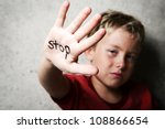 stop | Shutterstock . vector #108866654
