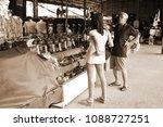 ratchaburi thailand  nov 24  ...   Shutterstock . vector #1088727251
