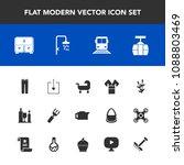 modern  simple vector icon set...   Shutterstock .eps vector #1088803469