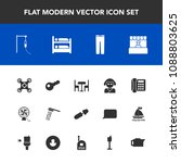 modern  simple vector icon set...   Shutterstock .eps vector #1088803625