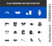 modern  simple vector icon set...   Shutterstock .eps vector #1088806361