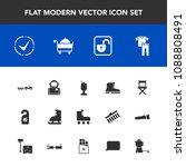 modern  simple vector icon set... | Shutterstock .eps vector #1088808491
