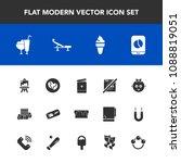 modern  simple vector icon set... | Shutterstock .eps vector #1088819051