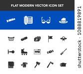 modern  simple vector icon set...   Shutterstock .eps vector #1088819891