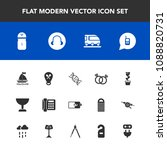 modern  simple vector icon set... | Shutterstock .eps vector #1088820731