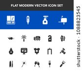 modern  simple vector icon set... | Shutterstock .eps vector #1088823545