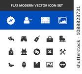 modern  simple vector icon set...   Shutterstock .eps vector #1088823731