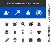 modern  simple vector icon set... | Shutterstock .eps vector #1088828207