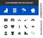 modern  simple vector icon set...   Shutterstock .eps vector #1088830355