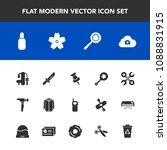 modern  simple vector icon set... | Shutterstock .eps vector #1088831915