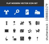 modern  simple vector icon set... | Shutterstock .eps vector #1088832179