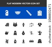 modern  simple vector icon set... | Shutterstock .eps vector #1088832671