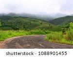 thailand in green season   Shutterstock . vector #1088901455