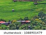 thailand in green season   Shutterstock . vector #1088901479