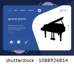 quality one page grand piano...