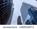 new york  us   march 28  2018 ... | Shutterstock . vector #1089018971