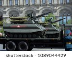moscow  russia   may 9  2018 ... | Shutterstock . vector #1089044429