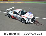 francorchamps  belgium   may 5  ... | Shutterstock . vector #1089076295