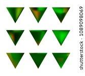 vector gradient reverse... | Shutterstock .eps vector #1089098069