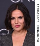 Small photo of LOS ANGELES - MAY 08: Lana Parrilla arrives to the 'Once Upon A Time' Series Finale on May 8, 2018 in Hollywood, CA