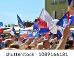warsaw.polans. 12 may 2018....   Shutterstock . vector #1089166181
