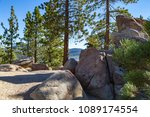 A View Of Big Bear Lake From...