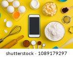 Kitchen Baking Mobile Phone...