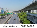 editorial use only  motorway... | Shutterstock . vector #1089224285